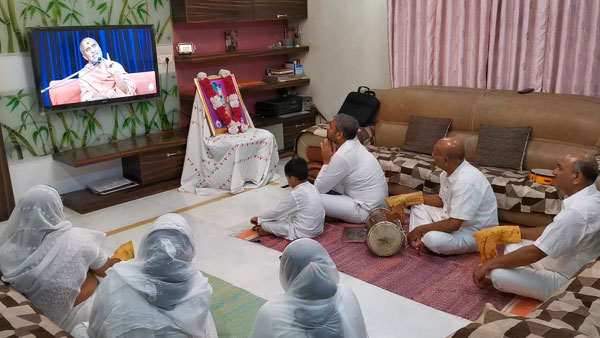 Daily Online Satsang Sabha